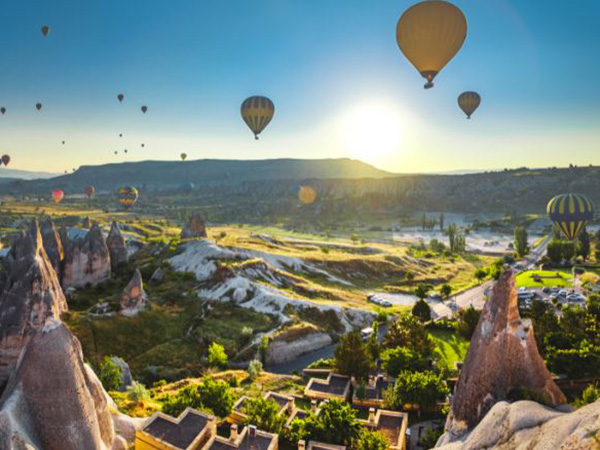 Turkey Tour Package from Nam Ho Travel