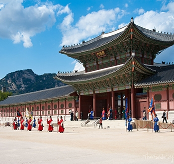 Korea Tour Package from Nam Ho Travel