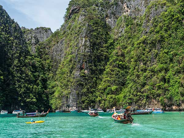 Thailand Land Tour from Southern Thailand Consortium