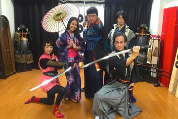Learn The Katana Sword Technique Of Samurai And Ninja From Viator