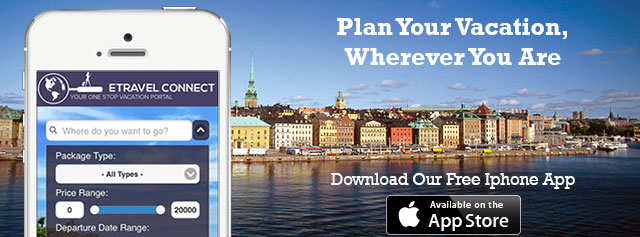 Get Etravel Connect iPhone App available on App Store